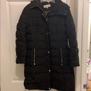 Calvin Klein warm long coat